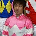 Photos: 111007-SJT第1ステージ騎手紹介式-岡部誠騎手-2-large