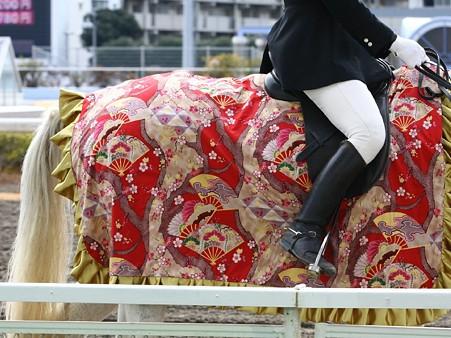 川崎競馬の誘導馬01月開催 梅Ver-120124-13