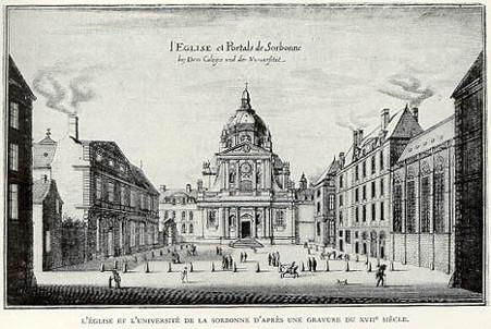 Sorbonne_17thc