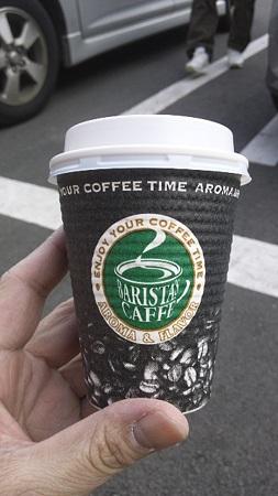 コーヒー@セブンイレブン