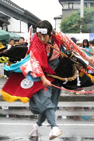 沼宮内駒踊り