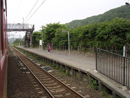 虎杖浜駅8