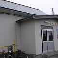 Photos: 抜海駅舎