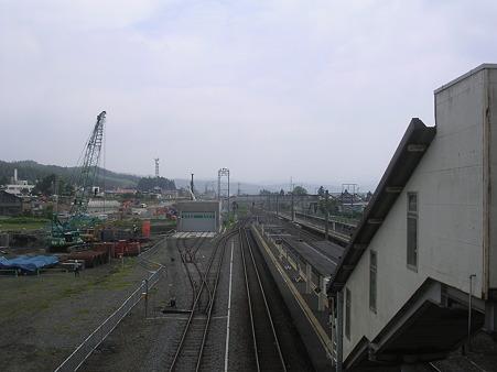 木古内駅7