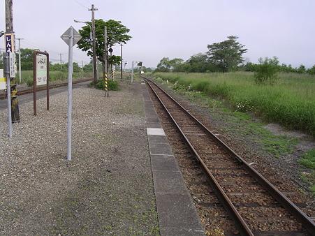 新吉野駅ホーム3