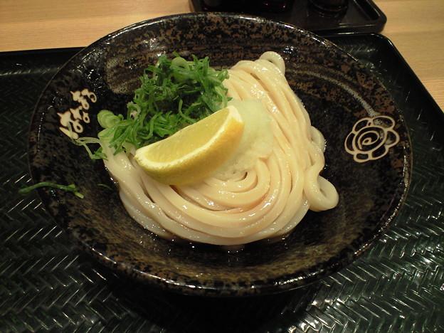はなまるうどん米子夜見町店2012.03 (2)