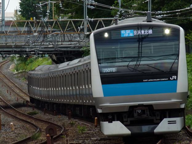 Photos: 京浜東北線 南行