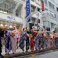 Photos: 打ち水大作戦