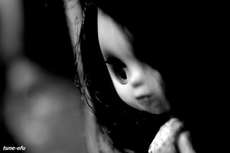 アンニュイな瞳