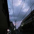 写真: 2011-08-13の空