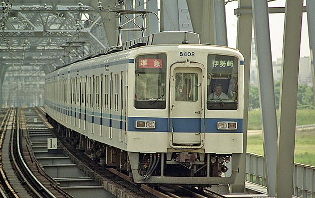 8000型 【準急】伊勢崎
