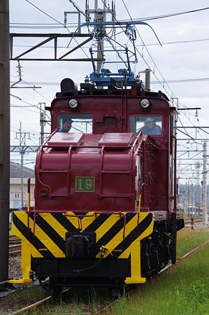 三井化学専用鉄道19号機関車