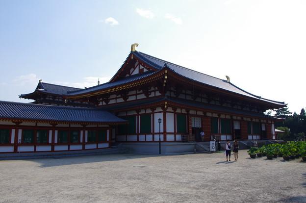 Photos: 薬師寺東僧坊