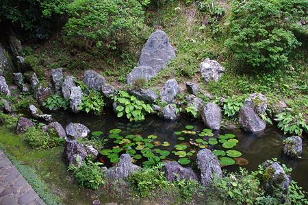 西禅院庭園