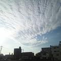 写真: 12月10日の空4