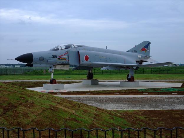茨城空港公園 F-4ファントム?戦闘機(戦闘機型)