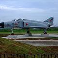Photos: 茨城空港公園 F-4ファントム?戦闘機(戦闘機型)