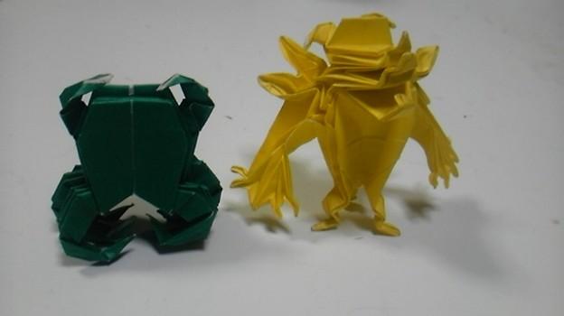 ハート 折り紙:折り紙 小学生-photozou.jp