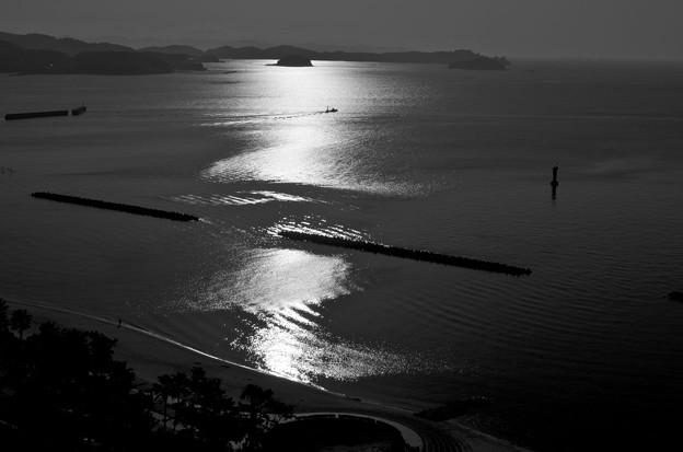 知多湾の朝_2343