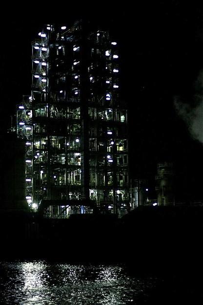 東京湾、工場夜景_6903