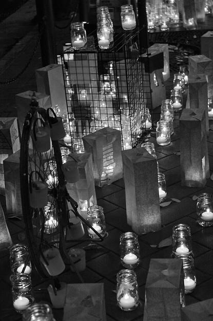 Photos: CandleNight@大阪2010茶屋町_3600