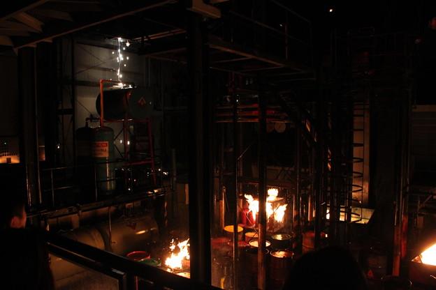 072 バックドラフトの爆発シーンは圧巻!