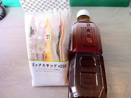 3/24 朝食