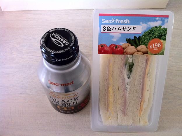 写真: 5/1 朝食