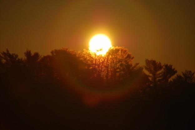 Photos: The Sunrise 1-1-12