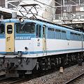EF65 1127(広島更新色)+京葉臨海鉄道KD55 103 甲種輸送