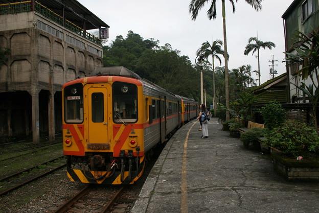 台湾・平渓線8