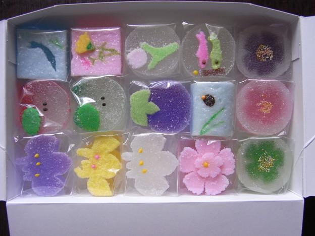 京半生菓子選んだものは08