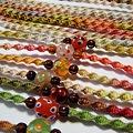 写真: ねじり編みがいっぱい!