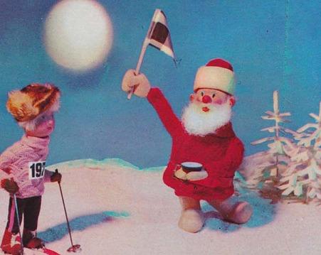 サンタさん、よーいドン!拡大