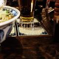 写真: 一人で夕食2