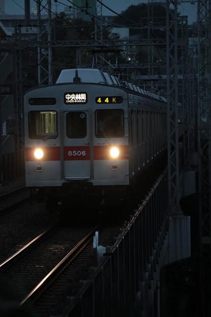 8606F@あざみ野