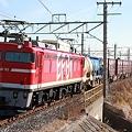 Photos: 75レ EF81 95+コキ