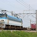 5775レ EF66 130+コキ