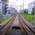 Photos: 東急大井町線・等々力駅より尾山台駅方面 (世田谷区等々力)