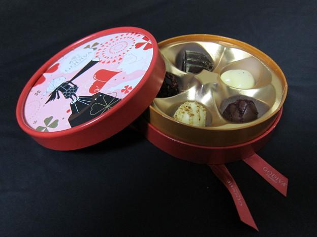 ひとあし遅れのバレンタイン