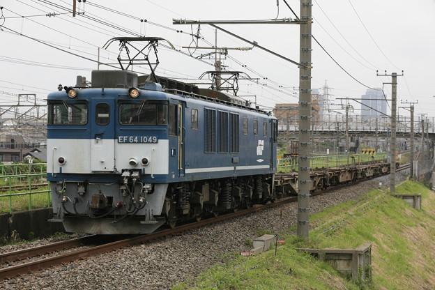 Photos: _MG_0176 EF64 1049(広島更新機)