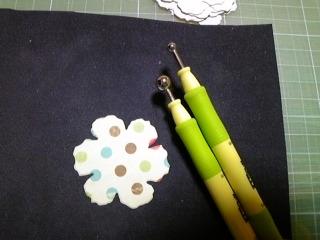 お花ぐりぐり中 1