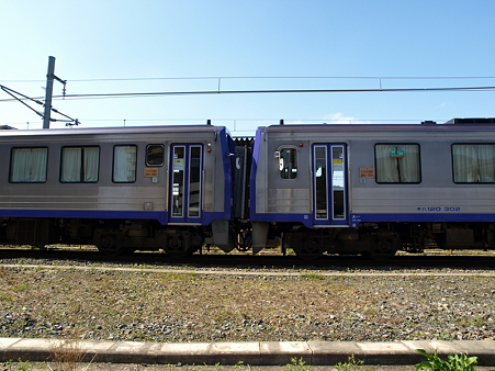 キハ120系(加茂駅)9