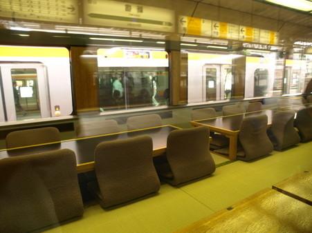 485系「宴」(新宿駅)5