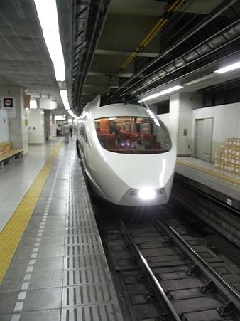 50000形(新宿駅)3