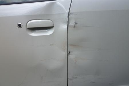 ゼストスパークの事故