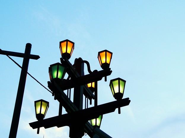 綺麗な街灯♪
