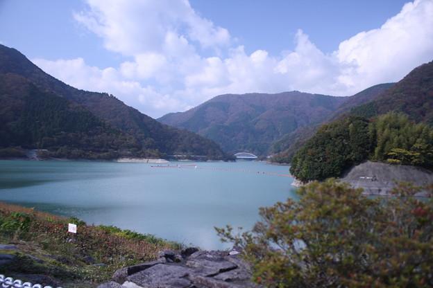写真: 丹沢湖1