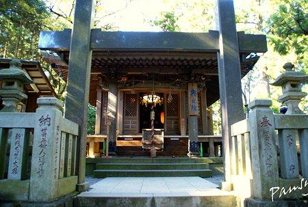奥の院(慈雲閣)・・大雄山最乗寺さんぽ・・57