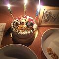 Photos: 3頭合同の誕生日会